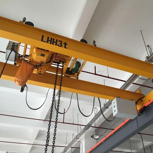 欧式H型钢主梁双梁起重机